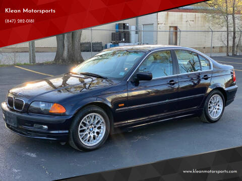 1999 BMW 3 Series for sale at Klean Motorsports in Skokie IL