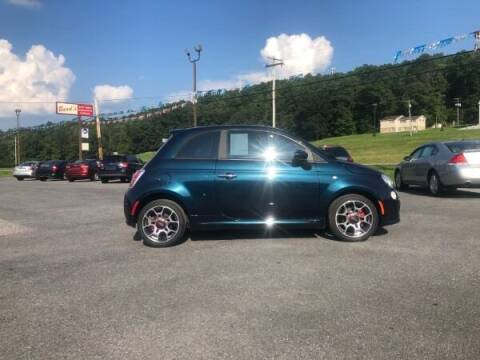 2013 FIAT 500 for sale at BARD'S AUTO SALES in Needmore PA