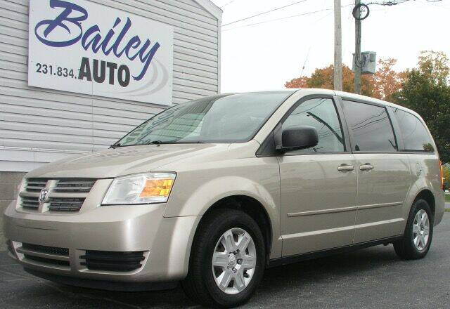 2009 Dodge Grand Caravan for sale at Bailey Auto LLC in Bailey MI