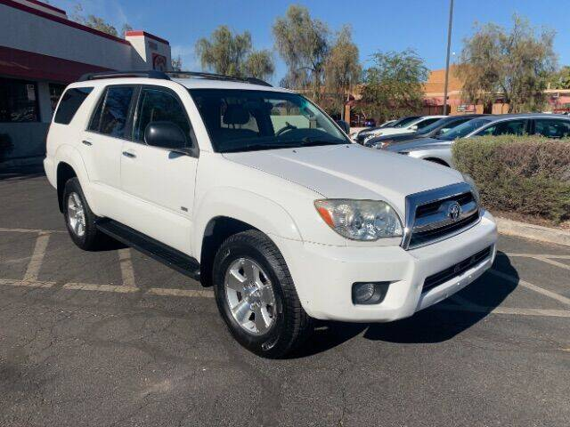 2007 Toyota 4Runner for sale at Brown & Brown Wholesale in Mesa AZ