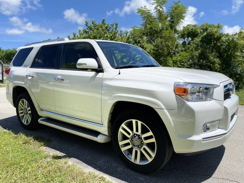 2013 Toyota 4Runner for sale at CAR UZD in Miami FL