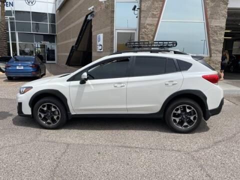 2019 Subaru Crosstrek for sale at Camelback Volkswagen Subaru in Phoenix AZ