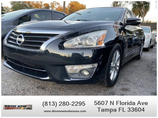 2015 Nissan Altima for sale at Drive Now Motors USA in Tampa FL