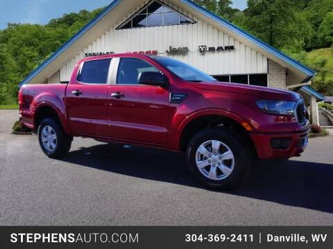 2020 Ford Ranger for sale at Stephens Auto Center of Beckley in Beckley WV