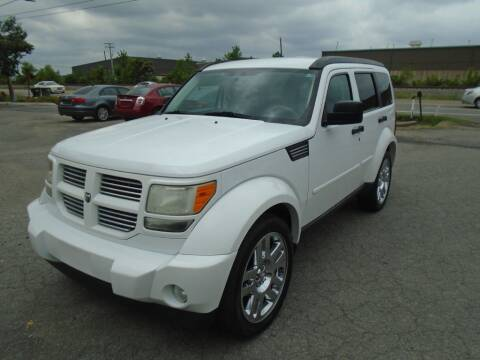 2011 Dodge Nitro for sale at H & R AUTO SALES in Conway AR