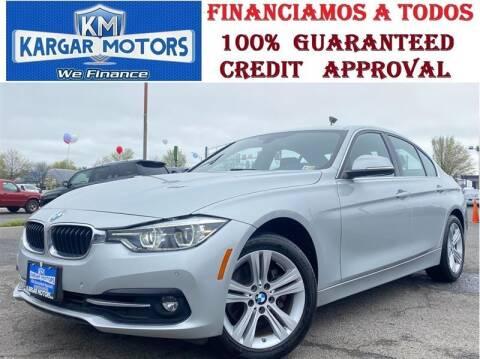 2017 BMW 3 Series for sale at Kargar Motors of Manassas in Manassas VA