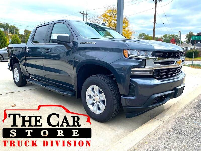 2020 Chevrolet Silverado 1500 for sale at The Car Store Inc in Albany NY