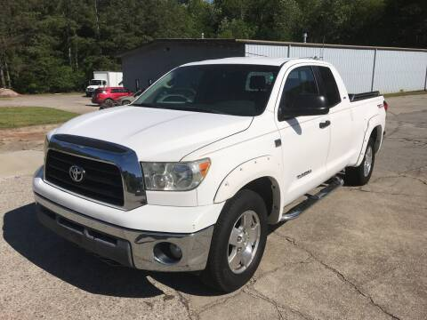 2007 Toyota Tundra for sale at Elite Motor Brokers in Austell GA