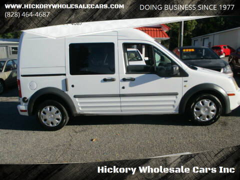 2012 Ford Transit Connect for sale at Hickory Wholesale Cars Inc in Newton NC