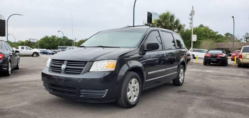2008 Dodge Grand Caravan for sale at Real Car Sales in Orlando FL