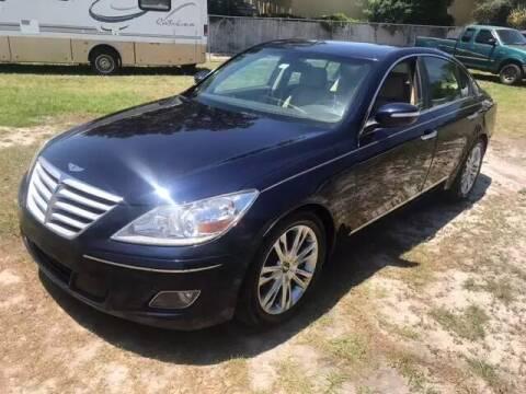 2011 Hyundai Genesis for sale at MISSION AUTOMOTIVE ENTERPRISES in Plant City FL