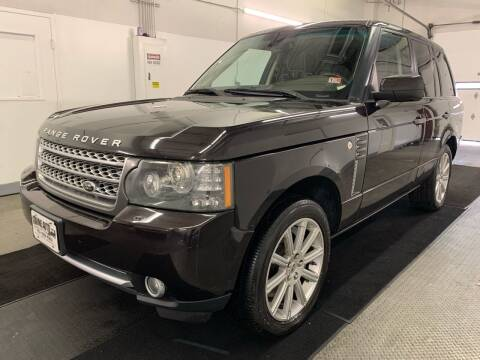 2011 Land Rover Range Rover for sale at TOWNE AUTO BROKERS in Virginia Beach VA