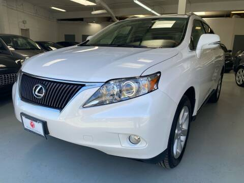 2011 Lexus RX 350 for sale at Mag Motor Company in Walnut Creek CA
