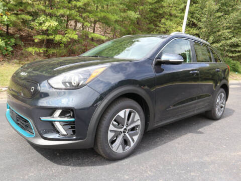 2022 Kia Niro EV for sale at RUSTY WALLACE KIA OF KNOXVILLE in Knoxville TN