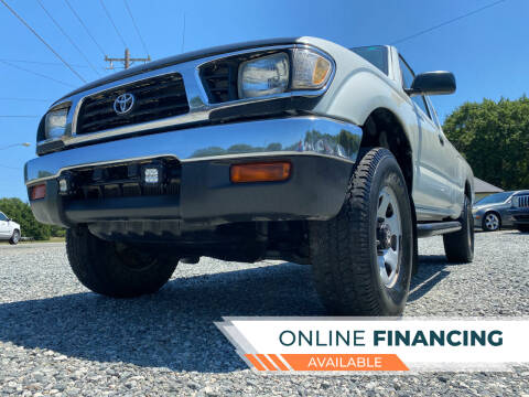 1996 Toyota Tacoma for sale at Prime One Inc in Walkertown NC