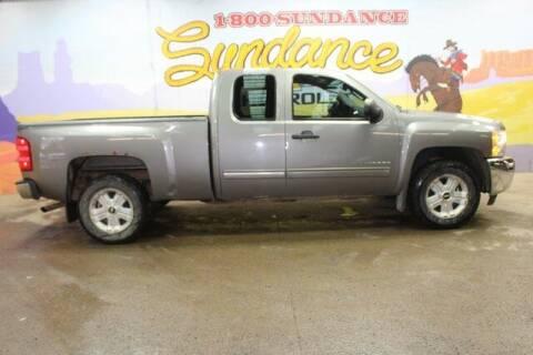 2013 Chevrolet Silverado 1500 for sale at Sundance Chevrolet in Grand Ledge MI