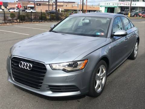 2012 Audi A6 for sale at MAGIC AUTO SALES in Little Ferry NJ