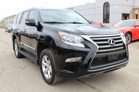 2016 Lexus GX 460 for sale at SHAFER AUTO GROUP in Columbus OH