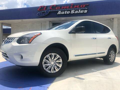 2015 Nissan Rogue Select for sale at El Camino Auto Sales in Gainesville GA