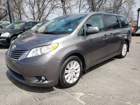 2012 Toyota Sienna for sale at Real Deal Auto Sales in Manchester NH
