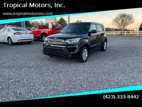 2016 Kia Soul for sale at Tropical Motors, Inc. in Riceville TN