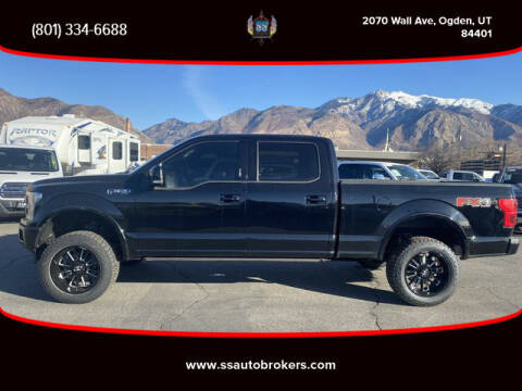 2018 Ford F-150 for sale at S S Auto Brokers in Ogden UT