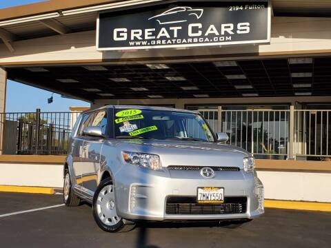 2015 Scion xB for sale at Great Cars in Sacramento CA