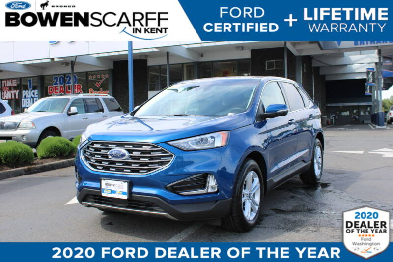 2020 Ford Edge for sale in Kent, WA
