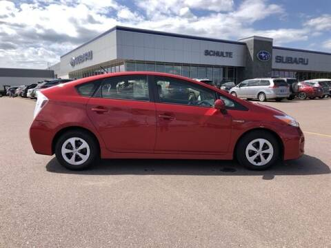 2013 Toyota Prius for sale at Schulte Subaru in Sioux Falls SD