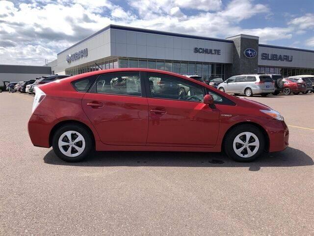 2013 Toyota Prius for sale at Schulte Subaru in Sioux Falls SD
