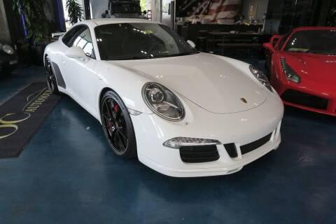 2014 Porsche 911 for sale at OC Autosource in Costa Mesa CA