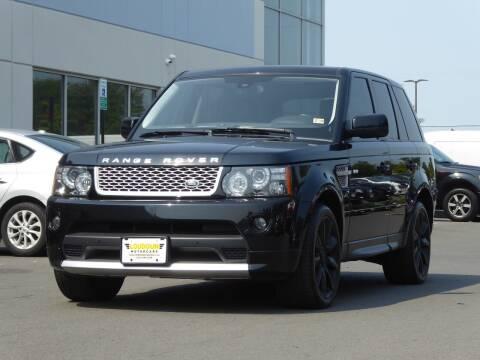 2012 Land Rover Range Rover Sport for sale at Loudoun Motor Cars in Chantilly VA