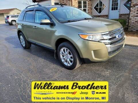 2013 Ford Edge for sale at Williams Brothers - Pre-Owned Monroe in Monroe MI