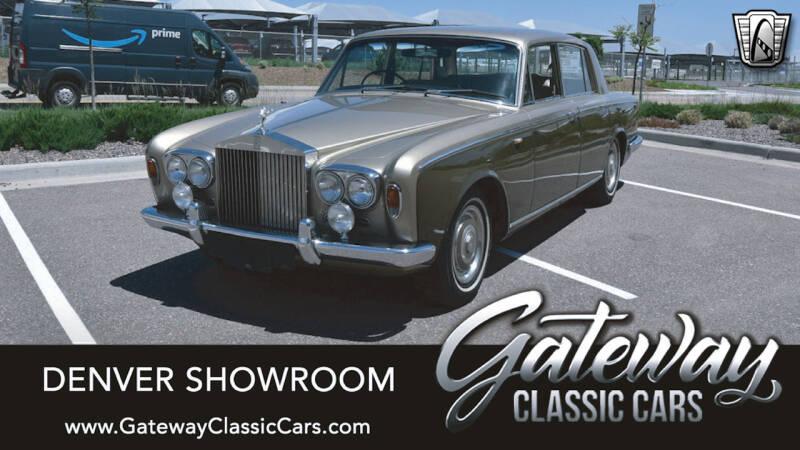1967 Rolls-Royce Silver Shadow for sale in Englewood, CO