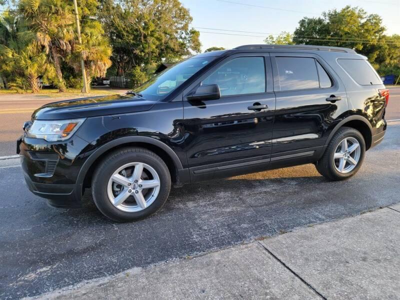 2018 Ford Explorer for sale in St. Petersburg, FL