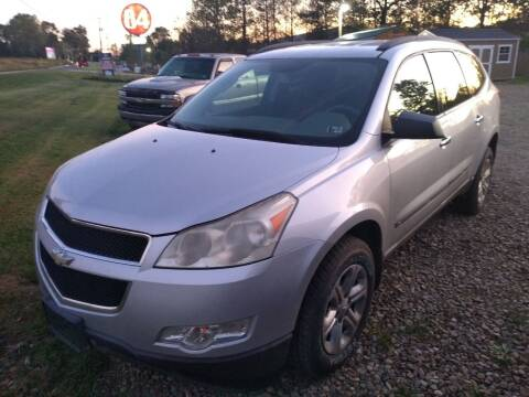 2009 Chevrolet Traverse for sale at Seneca Motors, Inc. (Seneca PA) - SHIPPENVILLE, PA LOCATION in Shippenville PA