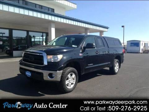 2012 Toyota Tundra for sale at PARKWAY AUTO CENTER AND RV in Deer Park WA
