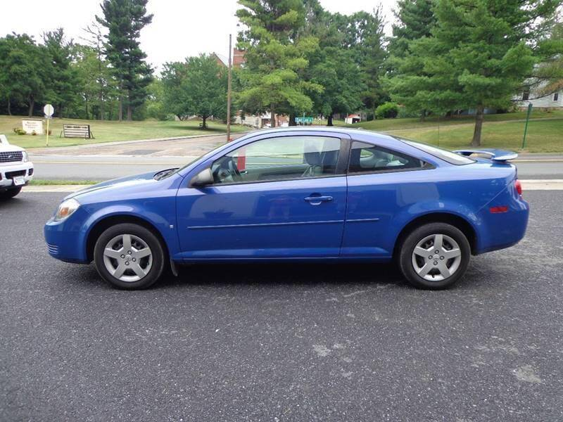 2008 Chevrolet Cobalt for sale at Trax Auto II in Broadway VA