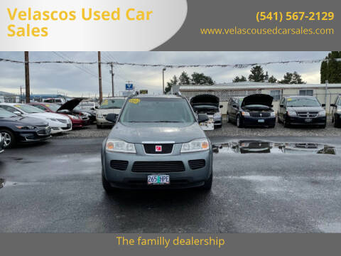 2007 Saturn Vue for sale at Velascos Used Car Sales in Hermiston OR