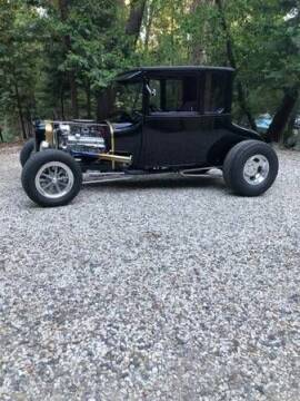 1927 Ford Model T for sale at Classic Car Deals in Cadillac MI