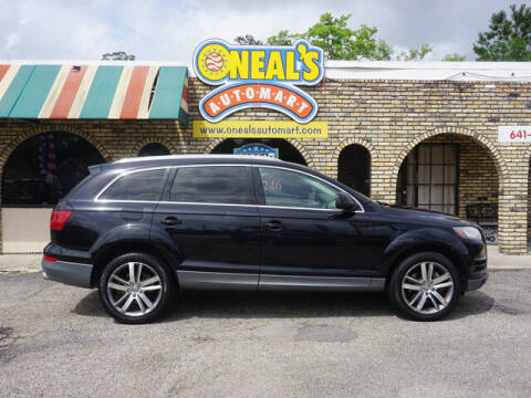 2013 Audi Q7 for sale at Oneal's Automart LLC in Slidell LA