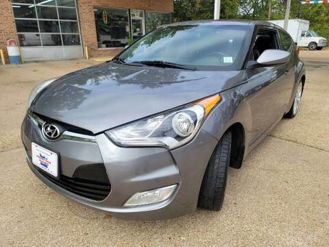 2012 Hyundai Veloster for sale at County Seat Motors in Union MO