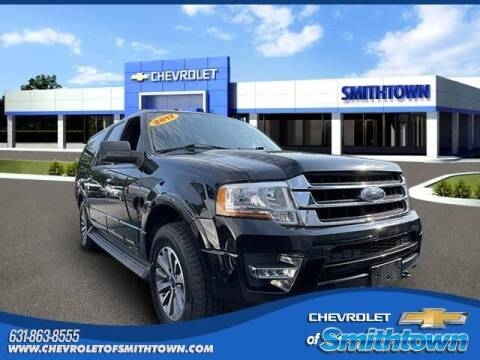 2017 Ford Expedition EL for sale at CHEVROLET OF SMITHTOWN in Saint James NY