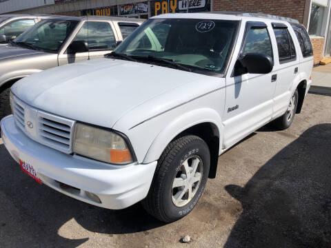 2000 Oldsmobile Bravada for sale at Sonny Gerber Auto Sales in Omaha NE