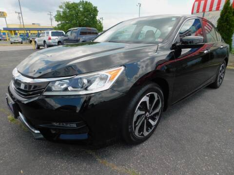 2016 Honda Accord for sale at Mack 1 Motors in Fredericksburg VA