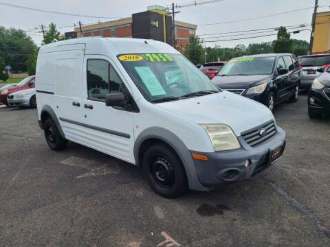 2010 Ford Transit Connect for sale at Costas Auto Gallery in Rahway NJ