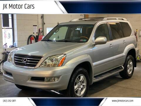2006 Lexus GX 470 for sale at JK Motor Cars in Pittsburgh PA