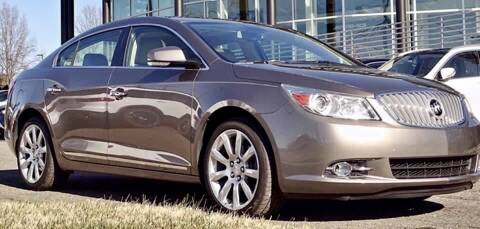 2012 Buick LaCrosse for sale at Victory Auto Sales in Randleman NC