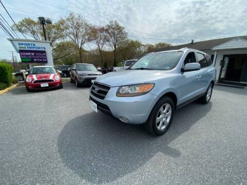 2007 Hyundai Santa Fe for sale at Sports & Imports in Pasadena MD