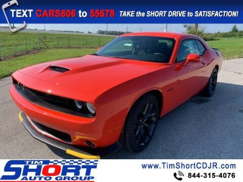2021 Dodge Challenger for sale at Tim Short Chrysler in Morehead KY